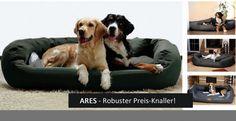tierlando - Hundebett ARES