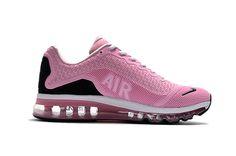 Nike Air Max 2017.8 Pink Black Women