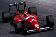 1988 GP Włoch (Monza) Dallara F188 - Ford (Alex Caffi)