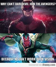Why Can't Daredevil Join The Avengers…
