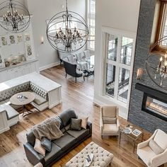 """6,275 Likes, 58 Comments - Interior Design & Home Decor (@inspire_me_home_decor) on Instagram: """"All about the cozy vibes! Captured by @stallonemedia"""""""