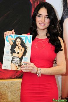 Wendy Gonzalez Presntacion Revista OPEN x18 MQ | FamosasMex