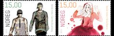 Norwegian Fashion issued in 2013. #stamps #Norway http://www.wopa-stamps.com/index.php?controller=country&action=stampRelatedIssue&id=10772
