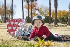 Outdoor #holidayphotography in #surprisearizona by Danielle Jacqueline photography