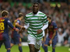 MANCHESTER UNITED are ready to make a £10million summer bid for Celtic midfielder Victor Wanyama.