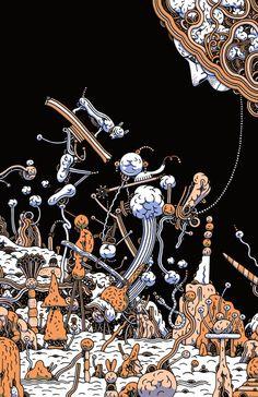 Realm of plagues Matthew Houston  2015
