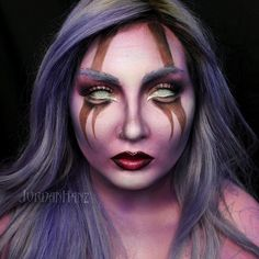 Furless USA offers deluxe cruelty FREE professional makeup brushes, synthetic brush sets, and cosmetics. Creepy Makeup, Sfx Makeup, World Of Warcraft Druid, Jordan Hanz, Best Makeup Artist, Make Up Art, Cruelty Free Makeup, Lip Designs, Makeup Techniques