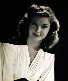 """Esther Williams ~ Known as """"The MIllion Dollar Mermaid"""", did a television special  at Cypress Gardens."""