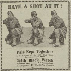Black Watch recruting poster 1915 Scottish Kilts, Scottish Clans, Military Art, Military History, Campbell Clan, Political Posters, Highlanders, World War One, Dundee