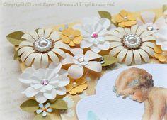 シュガーアート風ベビーシューズ の画像|Paper Flowers 〜ペーパーフラワーデザイナー 前田京子(JPA本部講師)のブログ〜