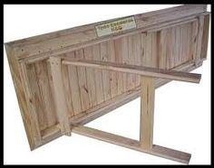 mesas de madera plegables para exterior ile ilgili görsel sonucu