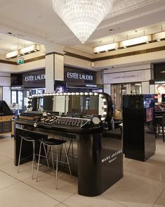 Marc Jacobs Beauty x Harrods London by Chameleon Visual, London – UK » Retail Design Blog