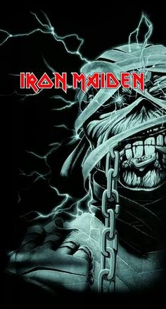 Eddie-Iron Maiden........
