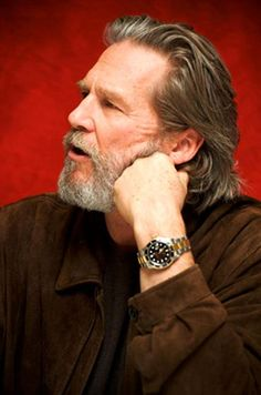 Jeff Bridges wears Rolex Oyster Perpetual Submariner Date watch Submariner Watch, Screen Icon, Jeff Bridges, Great Ads, Pre Owned Rolex, Rolex Oyster Perpetual, Luxury Watches For Men, Celebs, Celebrities