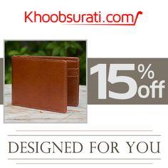 #WALLETS_FOR_MEN @KhoobSurati.com.com.com Get upto 15% off on Mens Wallets @KhoobSurati.com.com.com online store http://khoobsurati.com/men/wallets