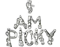 """Check out new work on my @Behance portfolio: """"junk letters"""" http://on.be.net/1NW079c"""