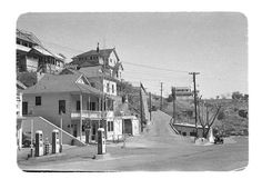 Clawson Ave & Tombstone Canyon 1930's