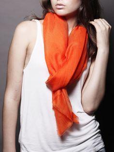 Ezma Souffle Stark Orange Divine