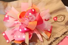 I Like Big Bows... This blog has tons of tutorials for headbands and hair bows...