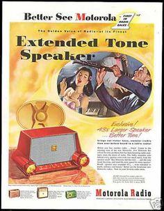 Vintage Electronics/ TV of the (Page Vintage Advertisements, Vintage Ads, Radio Advertising, Broadcast News, Pocket Radio, Shabby Chic, Retro Radios, Vintage Appliances, Antique Radio