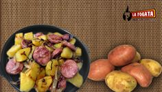 papas_encebolladas Colombian Food, Potatoes, Fruit, Vegetables, Recipes, Gastronomia, Colombian Recipes, Restaurants, Potato