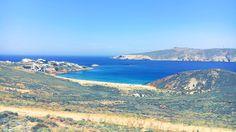 Agios Sostis, Strand auf Mykonos, Griechenland © Christoph Bugram / Restplatzbörse Hotels, Strand, Grand Canyon, Mountains, Nature, Travel, Mykonos Greece, Paradise, Travel Advice