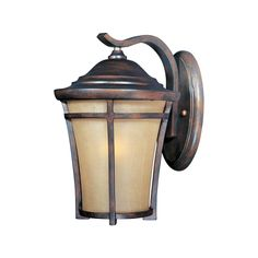 The light features a stylish golden frost shade to add style to any home. This light is constructed from durable Vivex for a timeless design that lasts for many years. The Balboa light is finished in elegant copper.