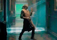 Mads Mikkelsen (as Kaecilius in the Doctor Strange gag reel)