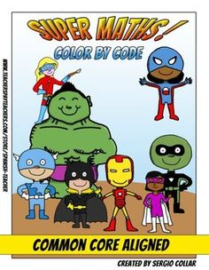 Super Common Core Worksheets that your students will love :)