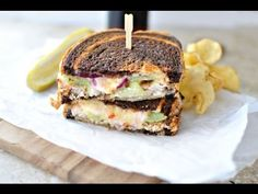 Grilled Adobo Turkey with Green Tomato and Smoked Cheddar Grilled Cheese...