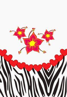 IMAGENS DE ADESIVOS DE UNHAS: 100 Imagens de Adesivos de Unhas Casadinhos Flores de Graça-E Lindos..