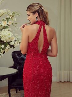 Red Wedding Dresses, Prom Dresses, Formal Dresses, Evening Outfits, Evening Dresses, Diy Mode, Kurta Designs, Chic Outfits, Dress Patterns