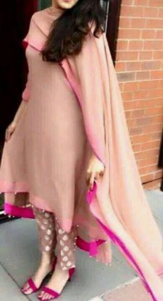 Designer Boutiques in Jalandhar,Punjab,India Pakistani Gowns, Pakistani Wedding Outfits, Indian Attire, Indian Wear, Modest Dresses, Simple Dresses, Indian Dresses, Indian Outfits, Fashion Pants