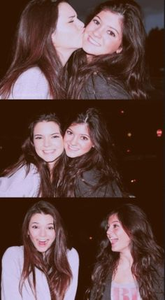 Kendall & Kylie.