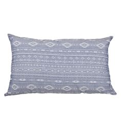 Navajo Jacquard 20-inch Rectangle Throw Pillow