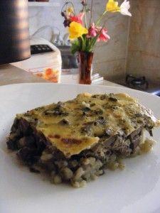 Great Агнешка дроб сарма : Готварски, кулинарни рецепти