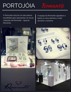 Romantis na PortoJóia 2015! #romantis #romantisjewelry #jewelry #portojoia #portojoia2015 #exponor