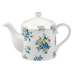 6d44731c9e4c Buy Cath Kidston Highgate Rose Teapot from our Teapots range at John Lewis  & Partners.