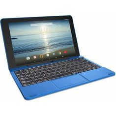 RCA Viking Pro 32gb Quad Core 10.1'' Hdmi Bluetooth Wifi Detachable Keyboard Android 5.0 Lollipop-BLUE - Introducing the RCA Viking Pro 2-in-1 tablet with detachable keyboard. The RCA Viking Pro 10.1 operates on Android Lollipop and showcases the operating system's brand-new material design. Captivate your eyes with the Viking Pro's amazingly clear, 10.1-inch IPS screen. The impressive... - http://buytrusts.com/giftsets/2015/11/17/rca-viking-pro-32gb-quad-core-10-