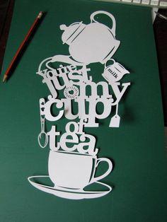 cup of tea pot word