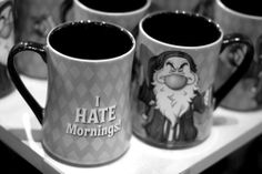Snow White and the Seven Dwarfs Grumpy Mug