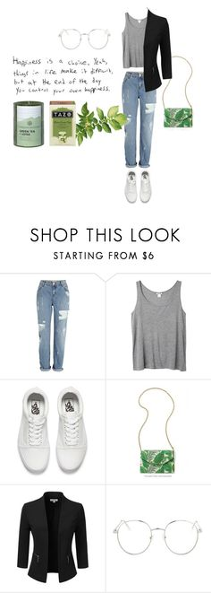 """059"" by lauraruall ❤ liked on Polyvore featuring River Island, Monki, Vans, Stella & Dot, Doublju, Topshop and Chesapeake Bay Candle"