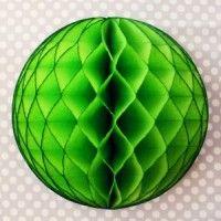 Lime pouf.