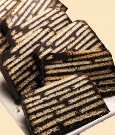Kalter Hund (which means Cold Dog) is actually a fairly simple no-bake cake . Layers of rich butter cookies and delicious chocolate are assembled (not baked) in a loaf pan… and then it's stuck in the refrigerator for a few hours. Slice and serve… and wait for the applause. This special treat cake is often …