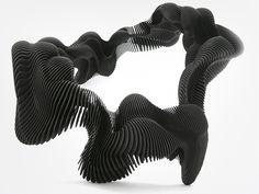 | 3D Print: conception . Design Konzept . conception dessin | Design: Daniel Widrig |