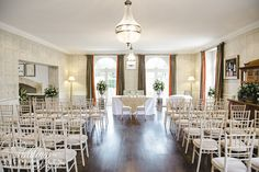 The Slaughters Manor House Wedding Photo