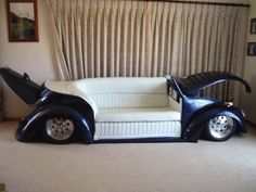 VW beetle day bed
