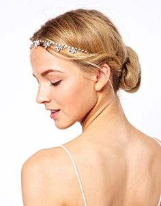 ASOS Jewel Petal Flapper Headband. Need this for the Gatsby party!