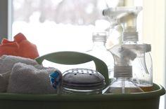 Elementos de Limpieza para la cocina