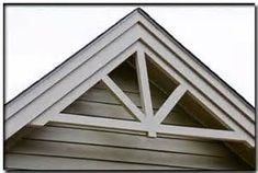 9 Sensible Cool Tips: Concrete Roofing Interior flat roofing portico.Flat Roofing Repair roofing architecture tiny homes.Roofing Shingles Sheds. Craftsman Exterior, Exterior Trim, Exterior House Colors, Craftsman Style, Exterior Design, Exterior Paint, Gable Trim, Gable Roof Design, House Trim